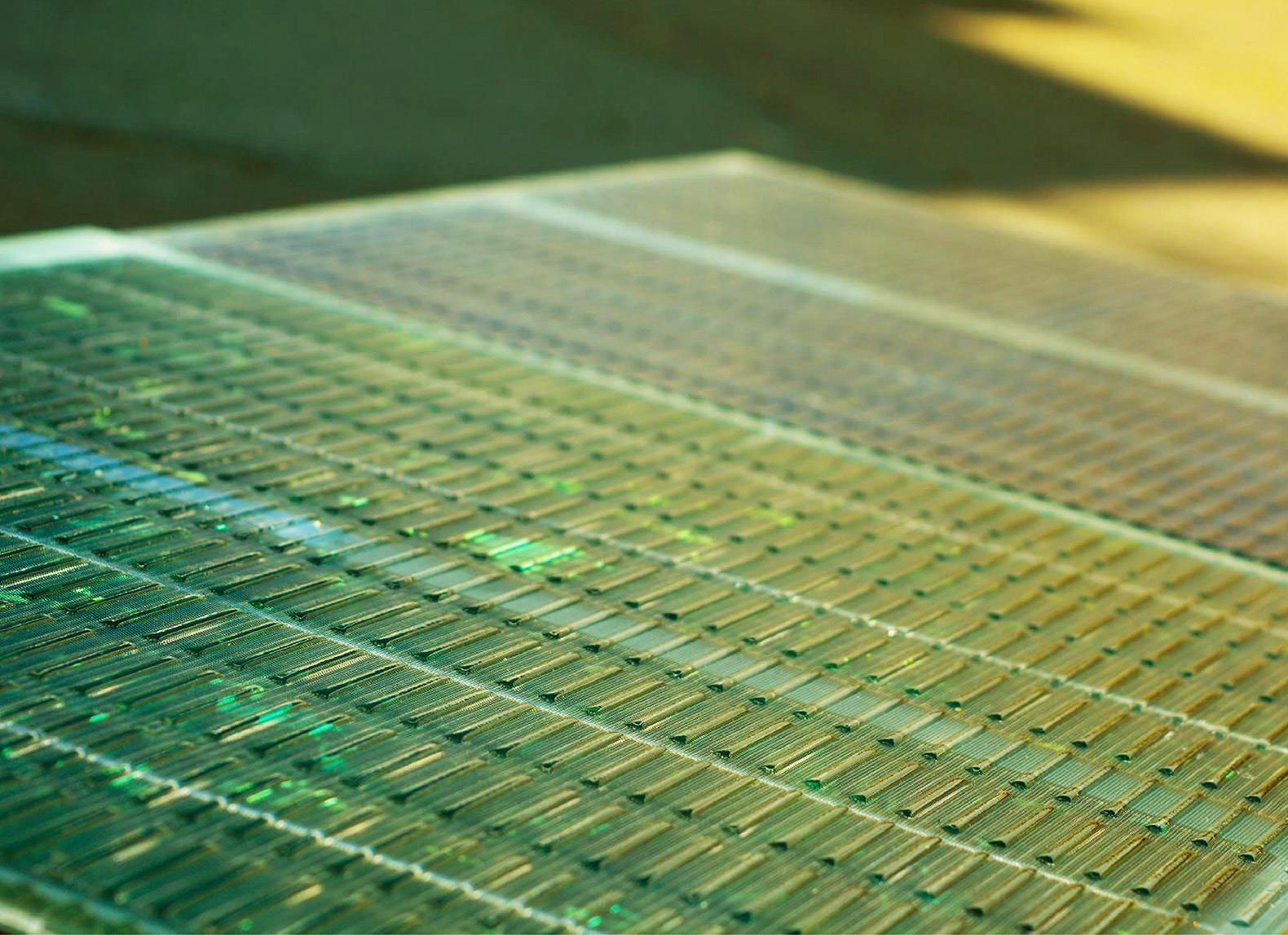 New recycled plastic sidewalk harvests energy from the sun