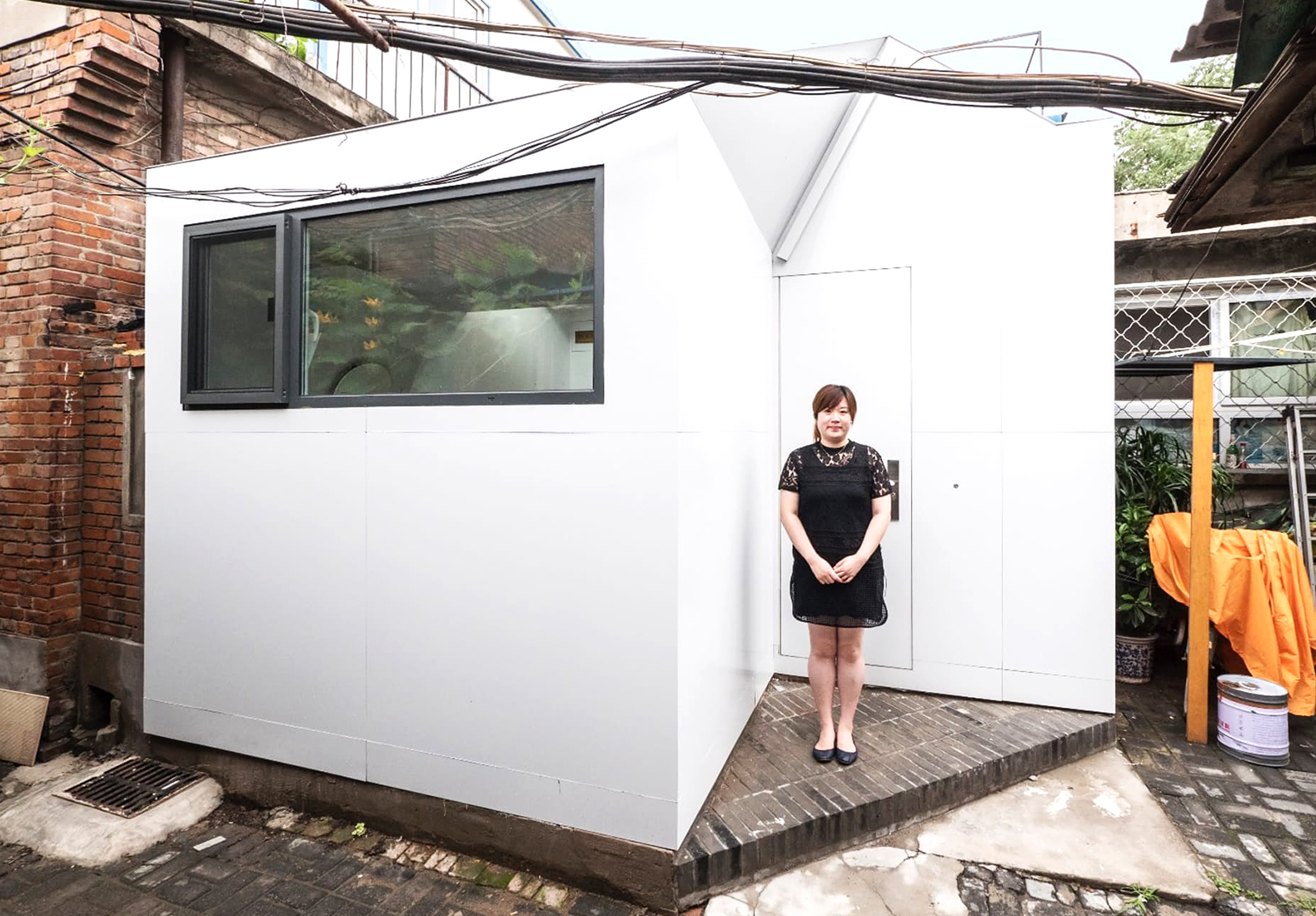 This $10k tiny house can be built with a hex key in less than a day