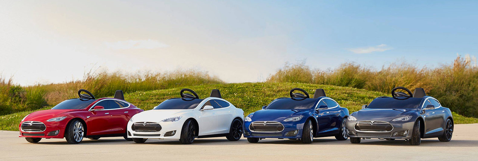 Check out this adorable $500 electric Tesla Model S just for kids ...