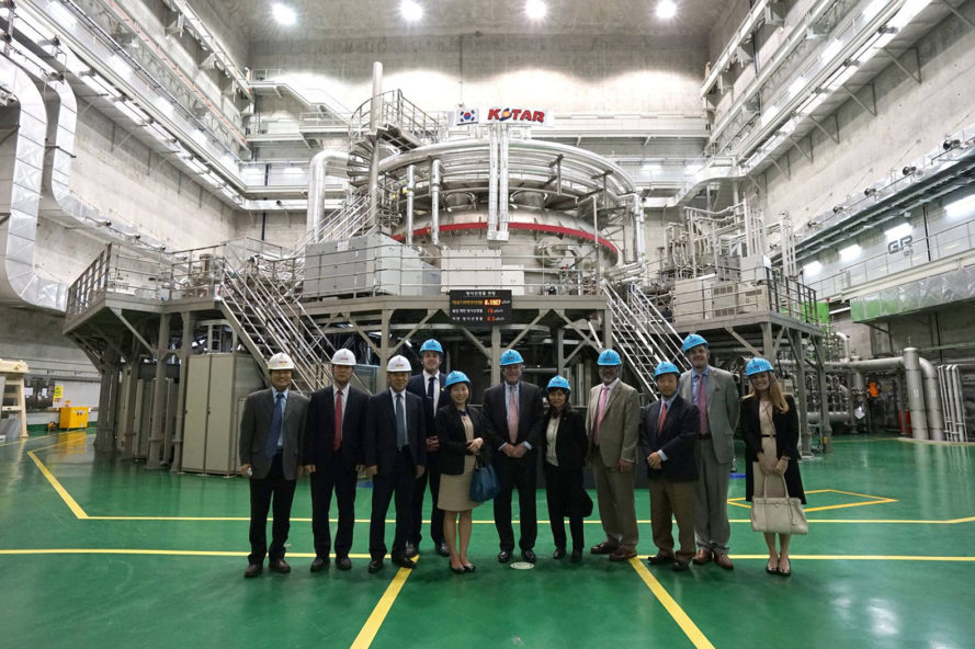 Korean Superconducting Tokamak Advanced Research, KSTAR, South Korea, National Fusion Research Institute, NFRI, nuclear, nuclear fusion, fusion energy, fusion power, nuclear fusion energy, nuclear fusion power, clean energy, energy, alternative energy
