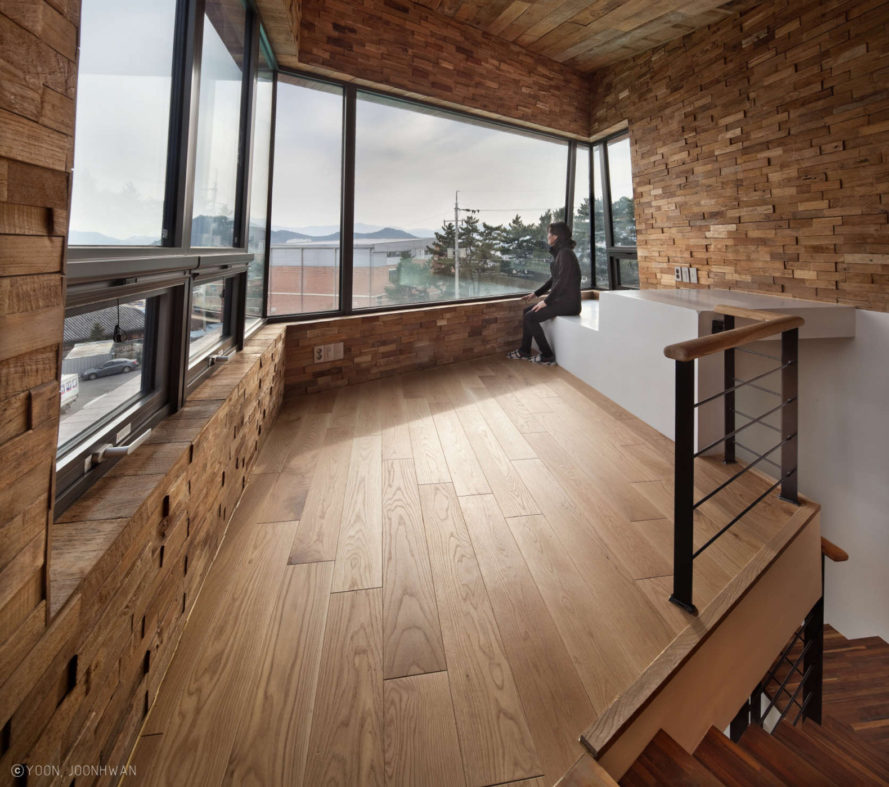 south korea, south korean architecture, korean architecture, ON Architecture Inc, ON Architecture, tower house, scenic views, observation tower, terrace, daylight, natural light