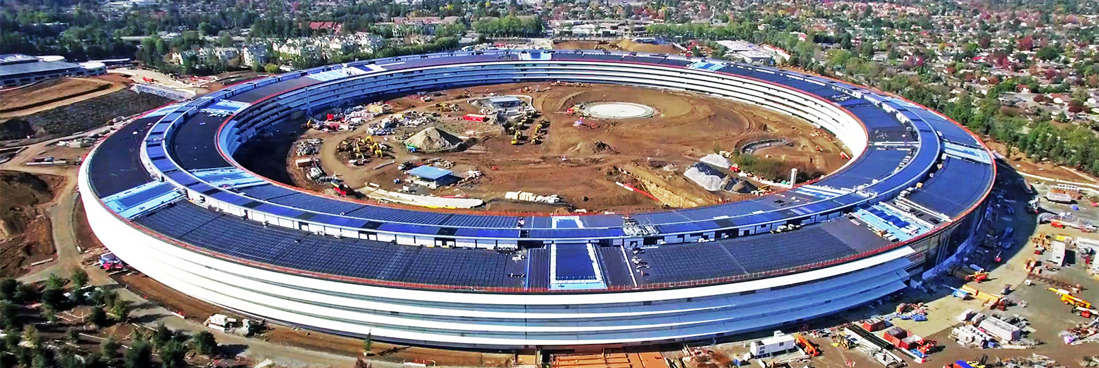 apples office. Apple\u0027s New Solar-powered Spaceship Office Is Nearly Complete Apples
