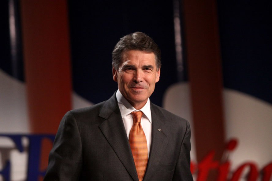rick perry, climate change, climate change deniers, donald trump, trump administration, department of energy, nuclear energy, renewable energy, clean energy, renewable power