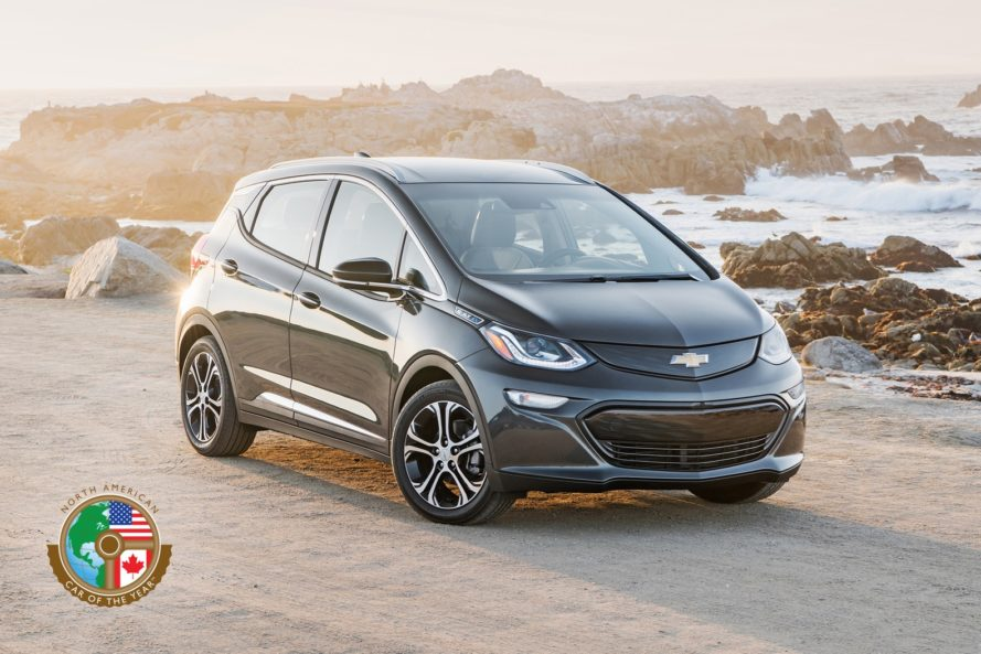 chevy, chevy bolt, chevrolet, chevrolet bolt, ev, detroit auto show, north american car of the year, car of the year, 2017 detroit auto show, naias, electric car, green car, green transportation