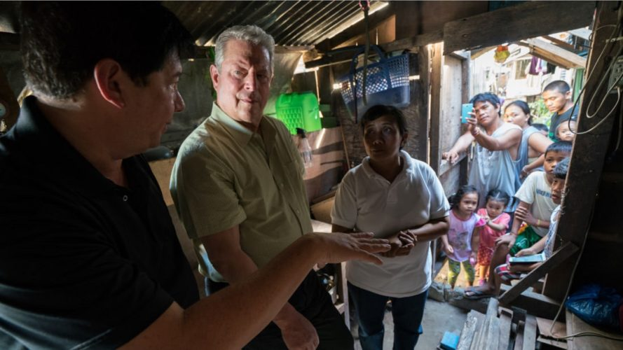Al Gore, climate change, An Inconvenient Sequel: Truth to Power, Sundance, An Inconvenient Truth
