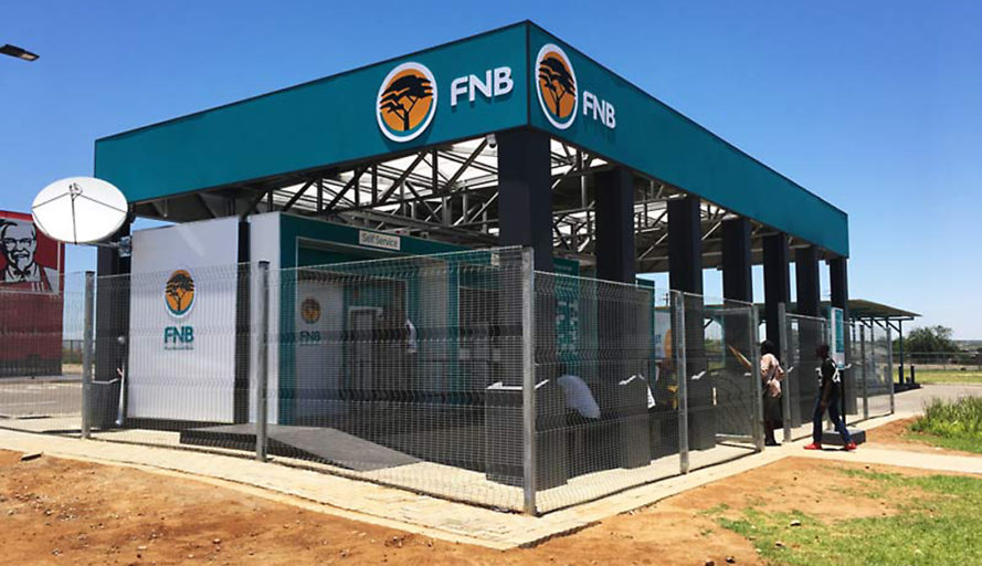 BANK IN A CAN, A4AC, banking, prefab, mobile architecture, rural areas, Africa, green design, prefab structure