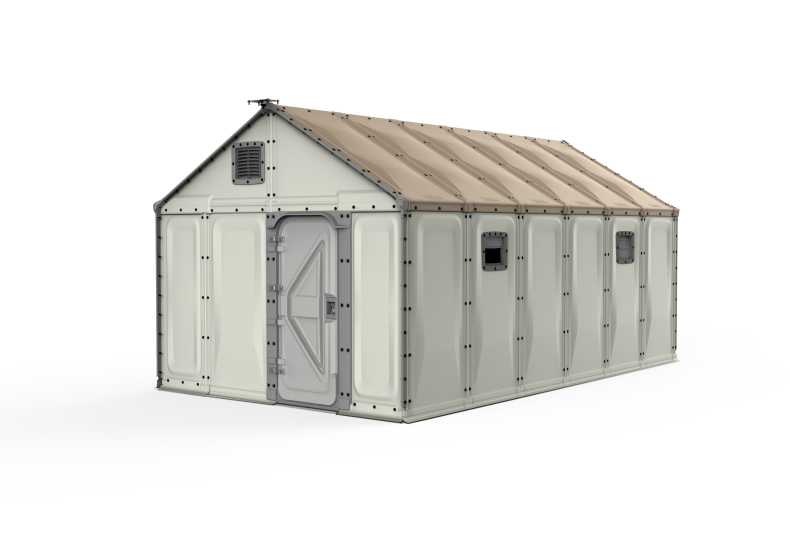Flat Pack Shelter : Ikea flat pack refugee shelters awarded design of the year