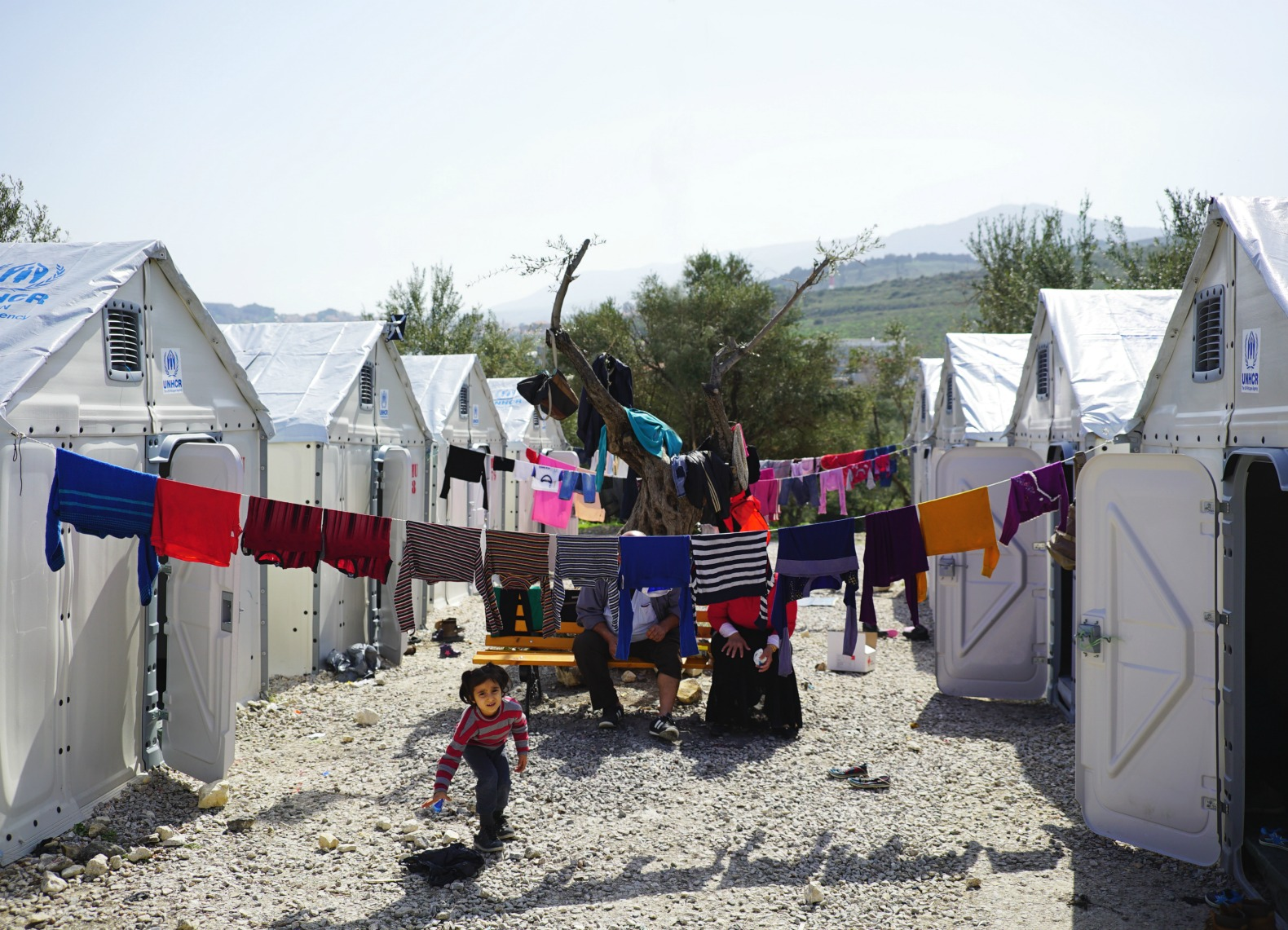 Ikea flat-pack refugee shelters awarded Design of the Year