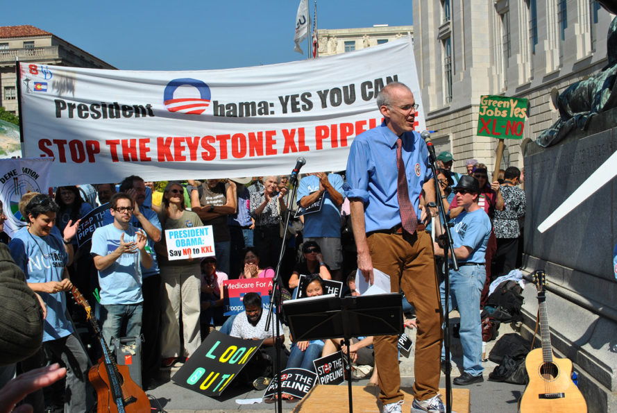 Bill McKibben, McKibben, 350, 350.org, environment, environmental activism, environmental activists, environmental activists, activist, activists, activism, environmental justice, climate change, global warming, rights, Donald Trump, Trump, President Donald Trump, President Trump, Trump administration, action, Keystone XL, Keystone XL Pipeline, oil pipeline, oil, pipeline