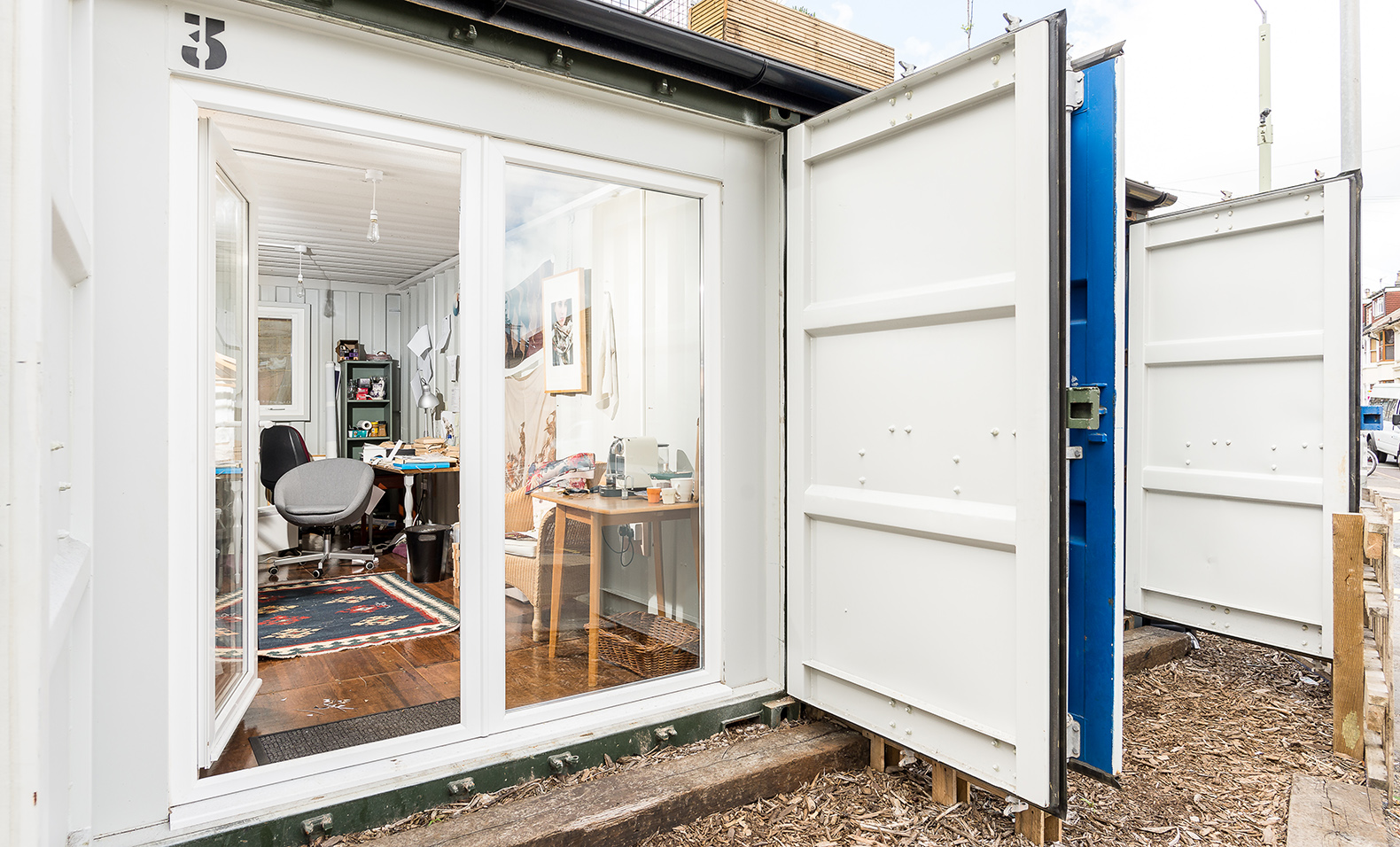 CargoTek taps shipping containers for affordable UK homes and offices