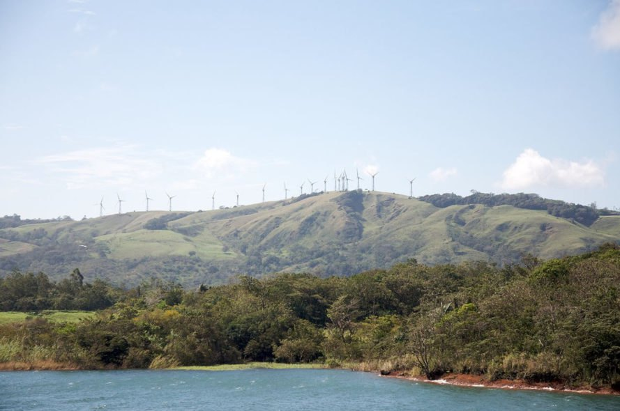 costa rica, renewable energy, renewables, hydropower, solar power, wind power, wind farms, costa rica rainfall, costa rica electricity institute