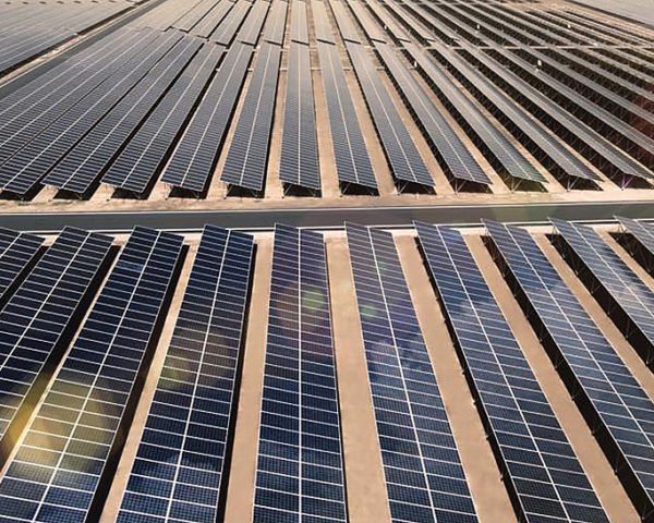 Dubai, Mohammed bin Rashid Al Maktoum Solar Park, Masdar, Dubai Electricity and Water Authority, DEWA, solar, solar park, solar farm, solar power, solar energy, renewable energy, clean energy, Dubai solar, Middle East