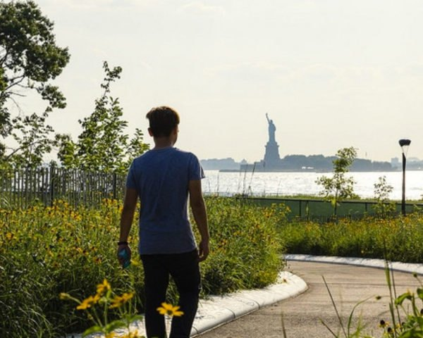 Governardor Island, NYC, park, outdoors time