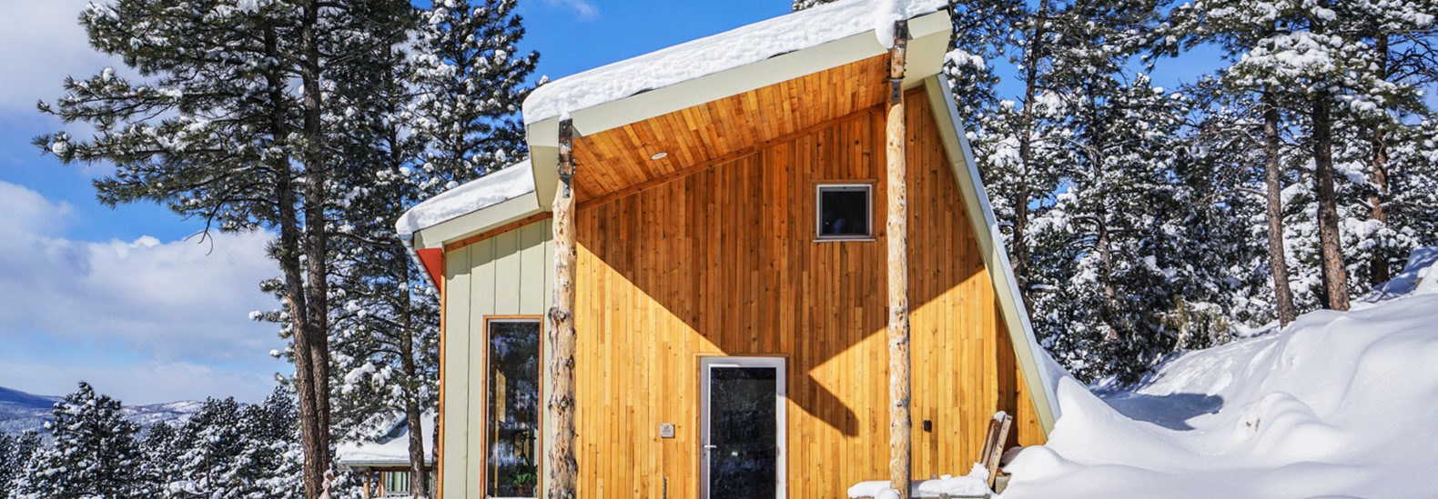 Colorado man builds state 39 s most energy efficient off grid for Most economical house to build