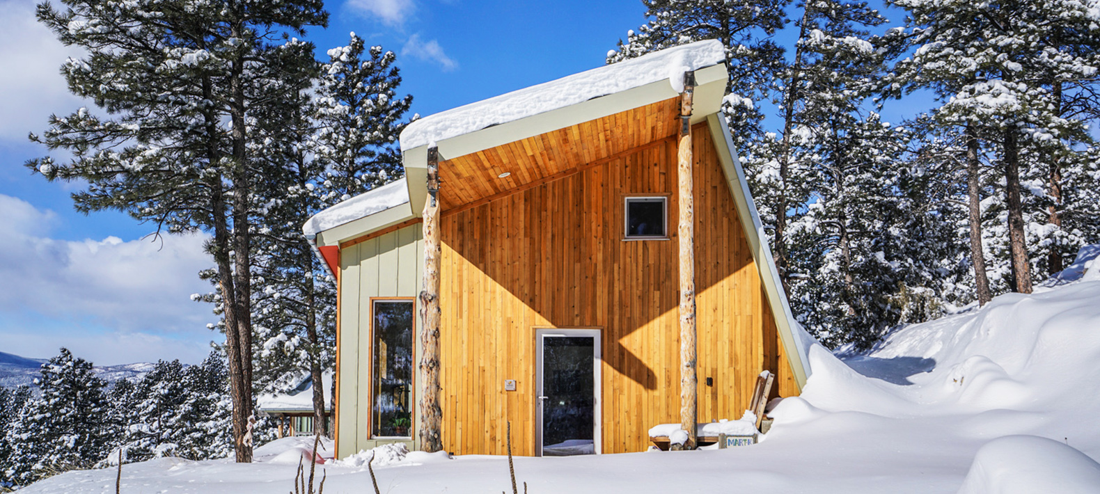 Colorado Man Builds Stateu0027s Most Energy Efficient House