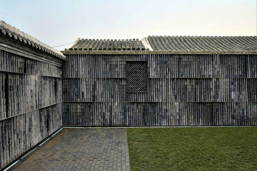 META - Project, Courtyard by the West Sea, hutong renovation, Chinese architeture, chinese hutongs, courtyard design, hutong-courtyard typology, loggia design, courtyard renovation, social space, landscape architecture
