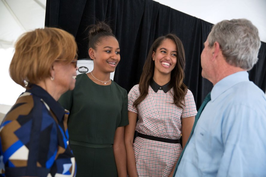 Malia Obama, First Daughter, First Family, Obama, Barack Obama, President Barack Obama, President Obama, Dakota Access Pipeline, Dakota Access Pipeline protest, Standing Rock Sioux, Standing Rock Sioux Tribe, oil pipeline, pipeline, Donald Trump, Trump, President Donald Trump, President Trump, oil