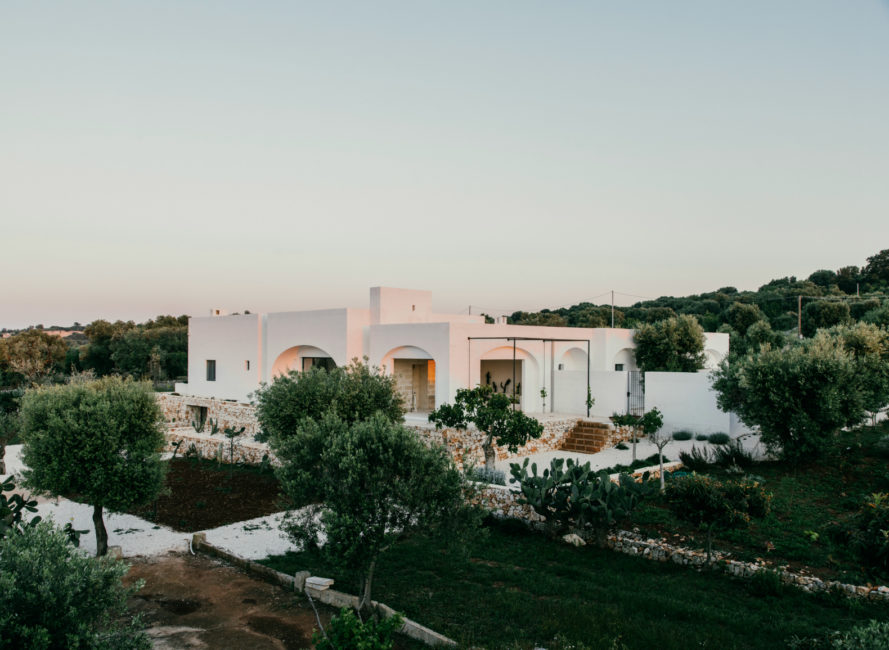 Andrew Trotter, masseria moroseta, solar power, green design, italian farmhouse renovation, summer retreat puglia, sustainable renovation, sustainable design, organic farms, recycled insulation, reclaimed materials, locally-sourced materials, eco-friendly designs, beach retreats