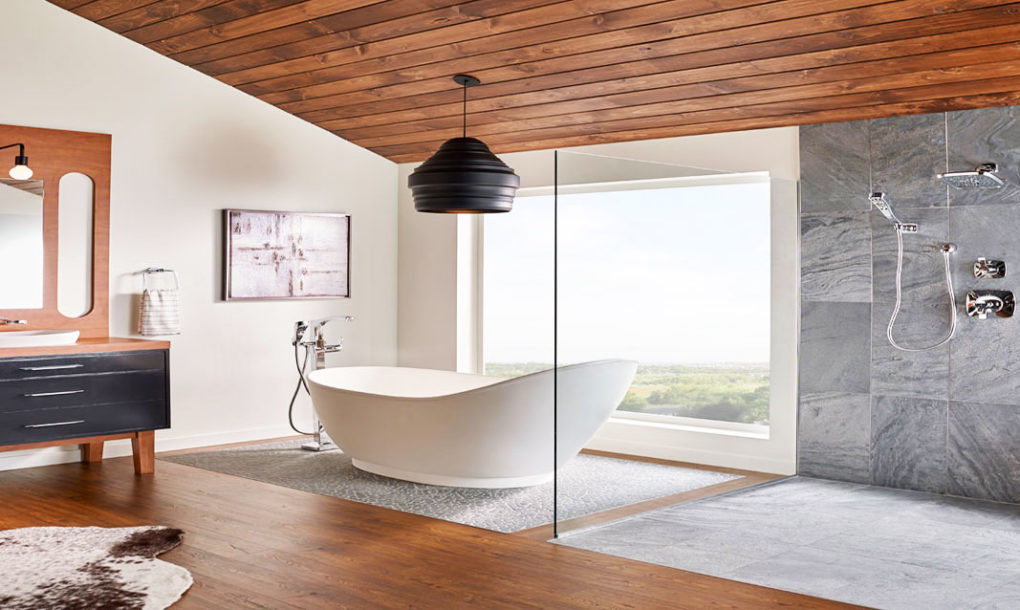 15 stunning examples of interior design using natural stone ...