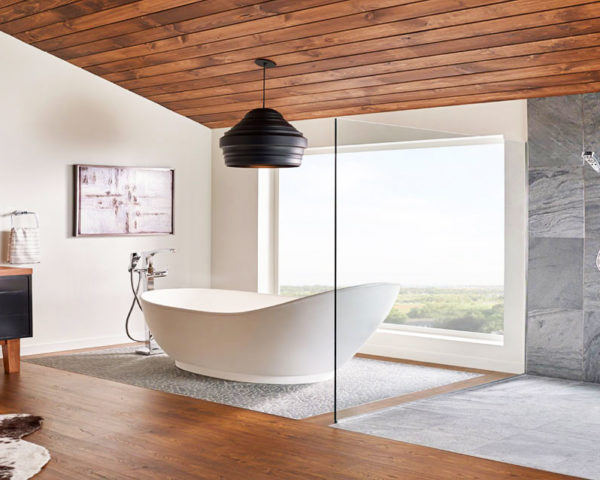 . 15 stunning examples of interior design using natural stone