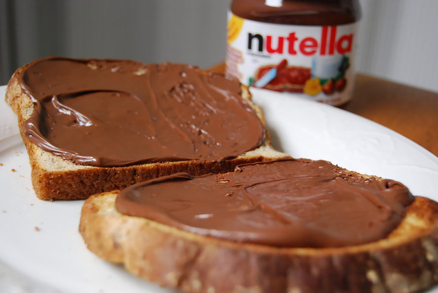 Nutella, Ferrero, European Food Safety Authority, palm oil, palm oil industry, cancer, carcinogen, carcinogens, GE, food, food safety