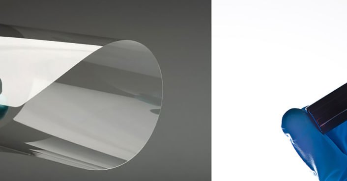 SolarWindow unveils new energy-generating glass that bends