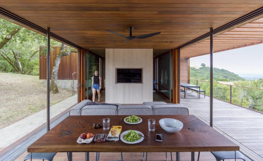 Sonoma weeHouse, Sonoma weeHouse by Alchemy, Sonoma weeHouse in Santa Rosa, prefabricated weeHouse, prefabricated homes by Alchemy, prefabricated homes in Santa Rosa, prefab contemporary architecture
