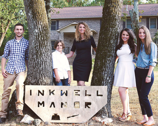 Cara Brookins, Youtube, architecture, DIY, DIY home, Inkwell Manor, Arkansas