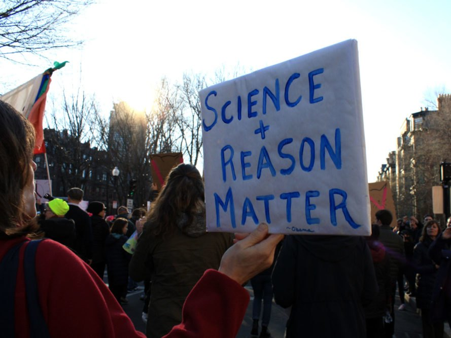 Scientists' March on Washington, science, Donald Trump, Washington D.C., Women's March on Washington, politics