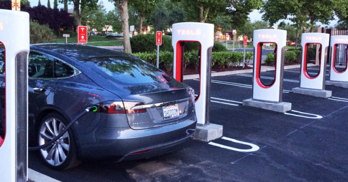 tesla charging stations free  »  7 Picture »  Amazing..!