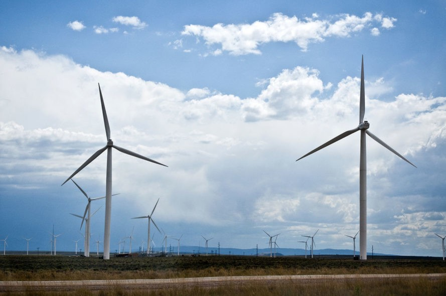 wyoming bans renewable power, wyoming coal power, wyoming energy, renewable energy, clean power, wyoming wind power,