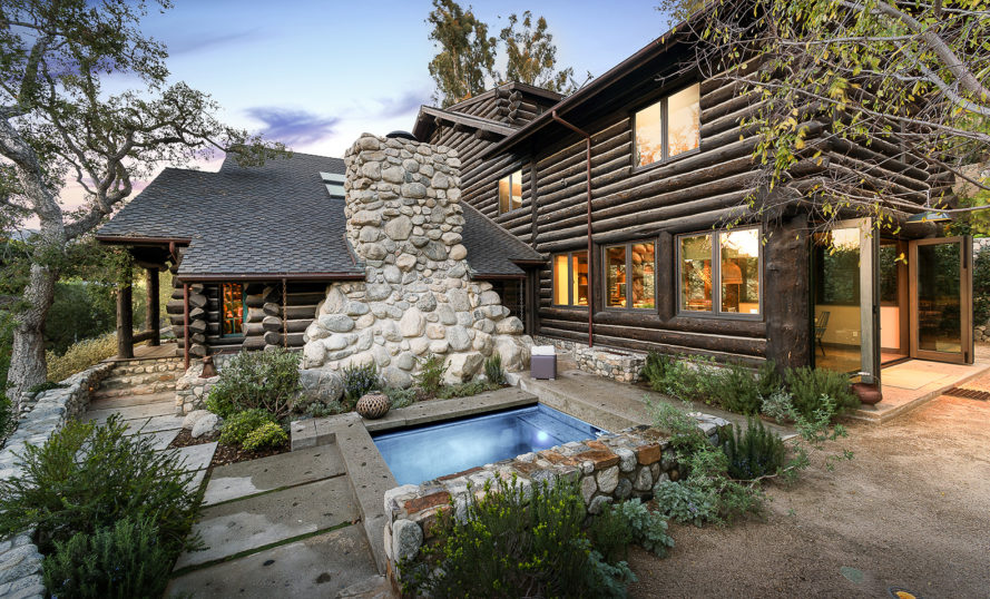 38 Haldeman Road, Chris Peck, Eric Dobkin, Samantha Gore, Lisa Strong, house in Uplifters Ranch, cabin, green renovation, walkways, timber, stone, natural building materials, terrace, green architecture