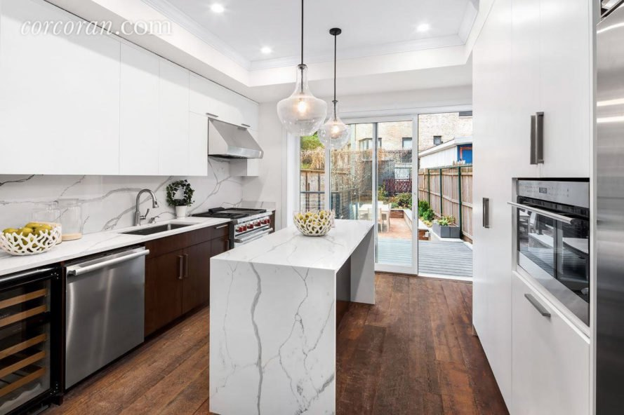 19th century row house gets modern, eco-friendly makeover ...