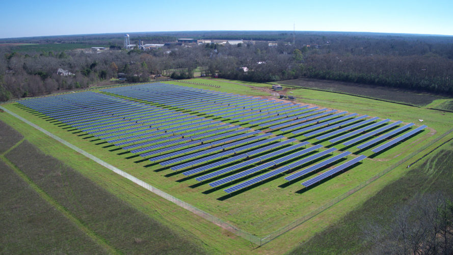 Jimmy Carter, Carter, President Carter, farm, solar farm, solar, solar energy, solar power, solar panel, solar panels, SolAmerica Energy, Carter farm solar, clean energy, renewable energy