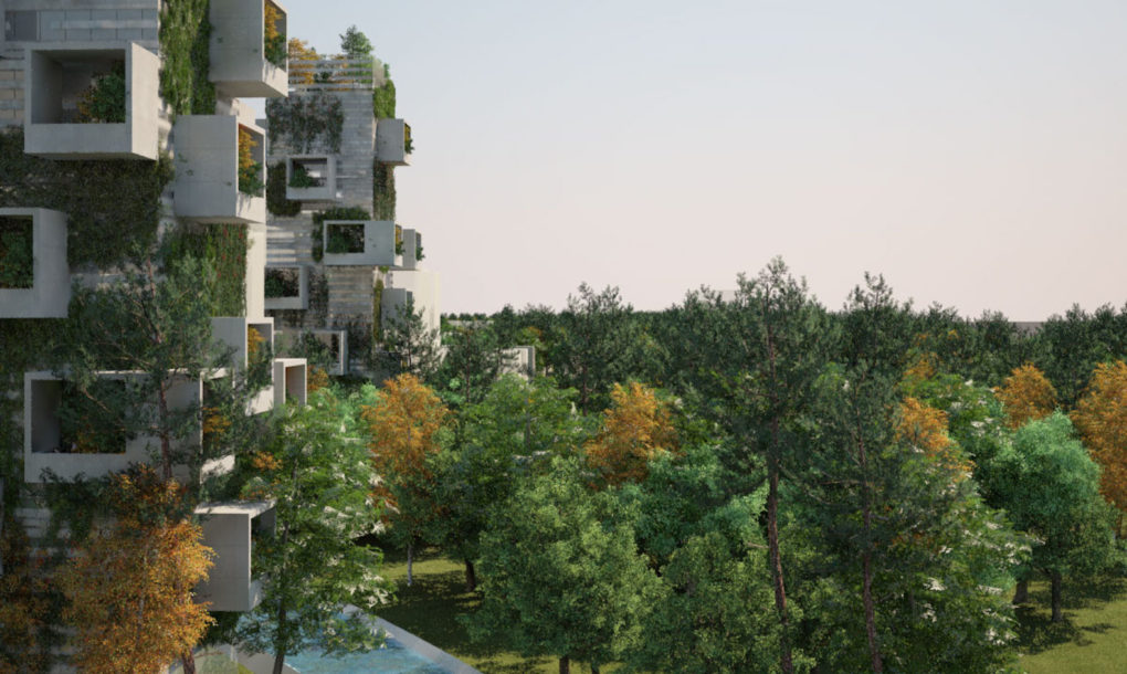 China Plans Its First Quot Forest City Quot To Fight Air Pollution