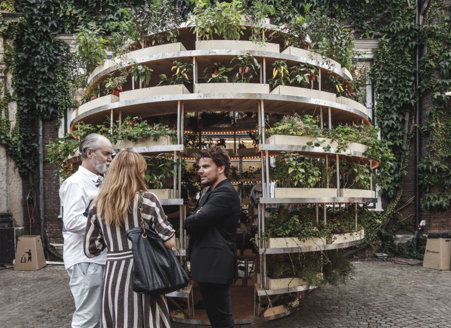 Sine Lindholm, Mads-Ulrik Husum, Space10, IKEA, IKEA Space10, Growroom, open source, urban farm, local farm, local food, local growing, open source farm, open source design