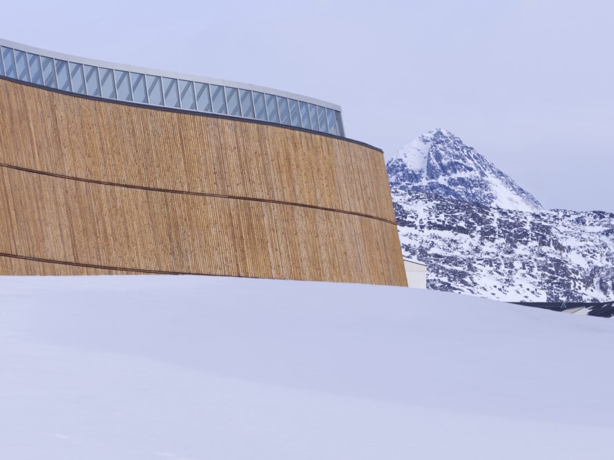 Katuaq Cultural Centre by Schmidt Hammer Lassen Architects, Katuaq Cultural Centre architecture, Katuaq Cultural Centre in Greenland, Greenland contemporary architecture, iceberg-inspired architecture, Greenland cultural center