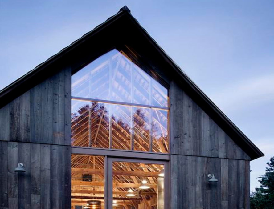 Canyon Barn by MW Works barn renovation