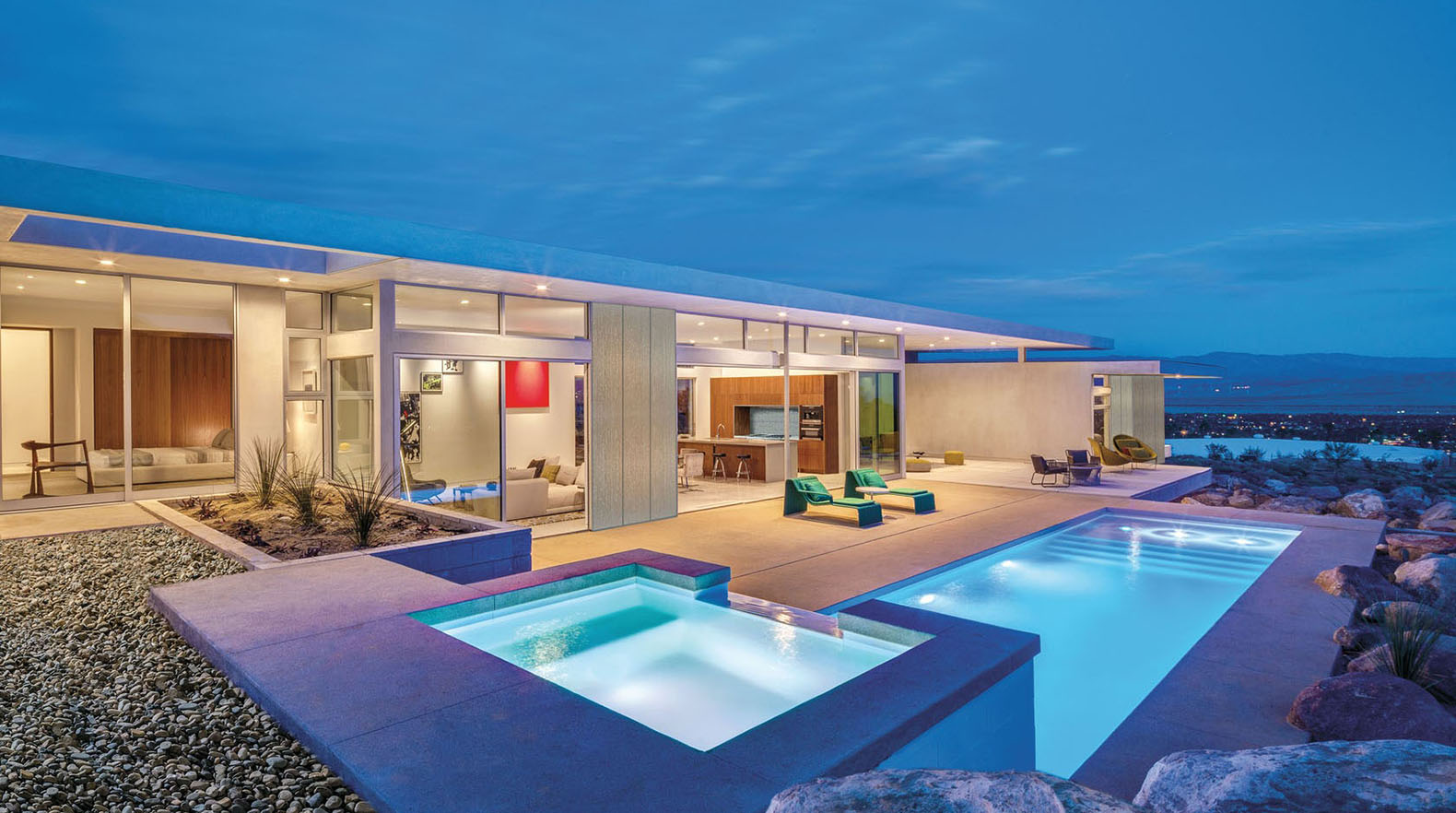 House Palm Springs Mid Century Modern House Designs Palm