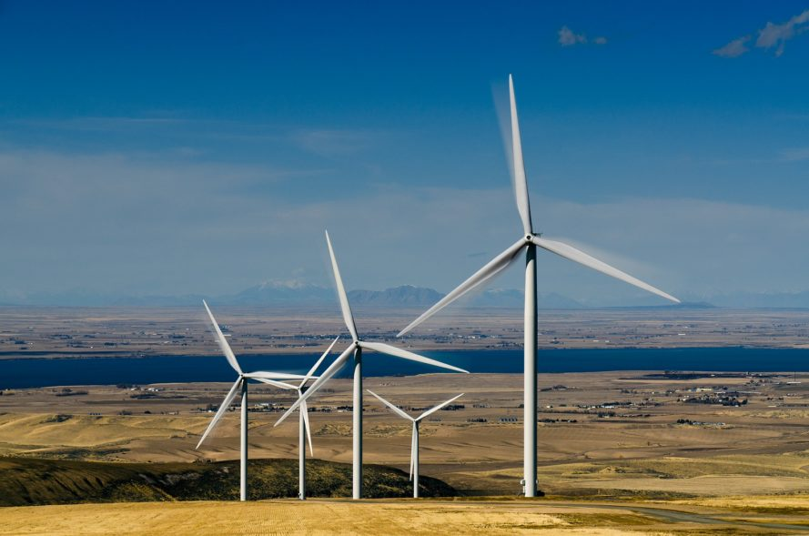 Trump, wind, clean energy, renewables