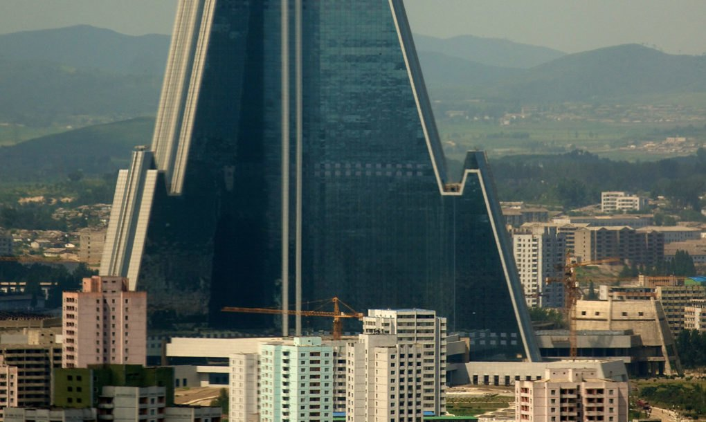 North Korea S Hotel Of Doom Is The World S Largest