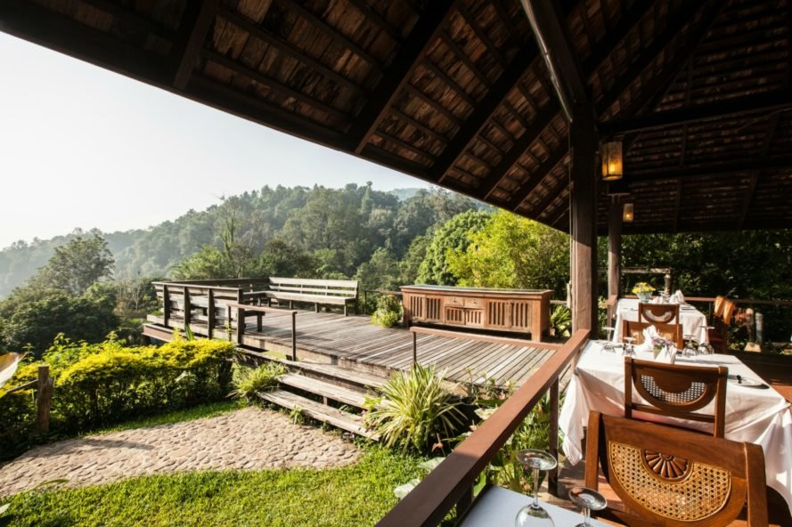 Hill Lodge, Sook Architects, off grid retreat, off grid retreat thailand, lodges in thailand, timber lodges, forest cabins, wooden bungalos, timber structures, animal retreats, safari retreats, timber bungalows, thailand bungalow, thailand resorts, locally sourced materials