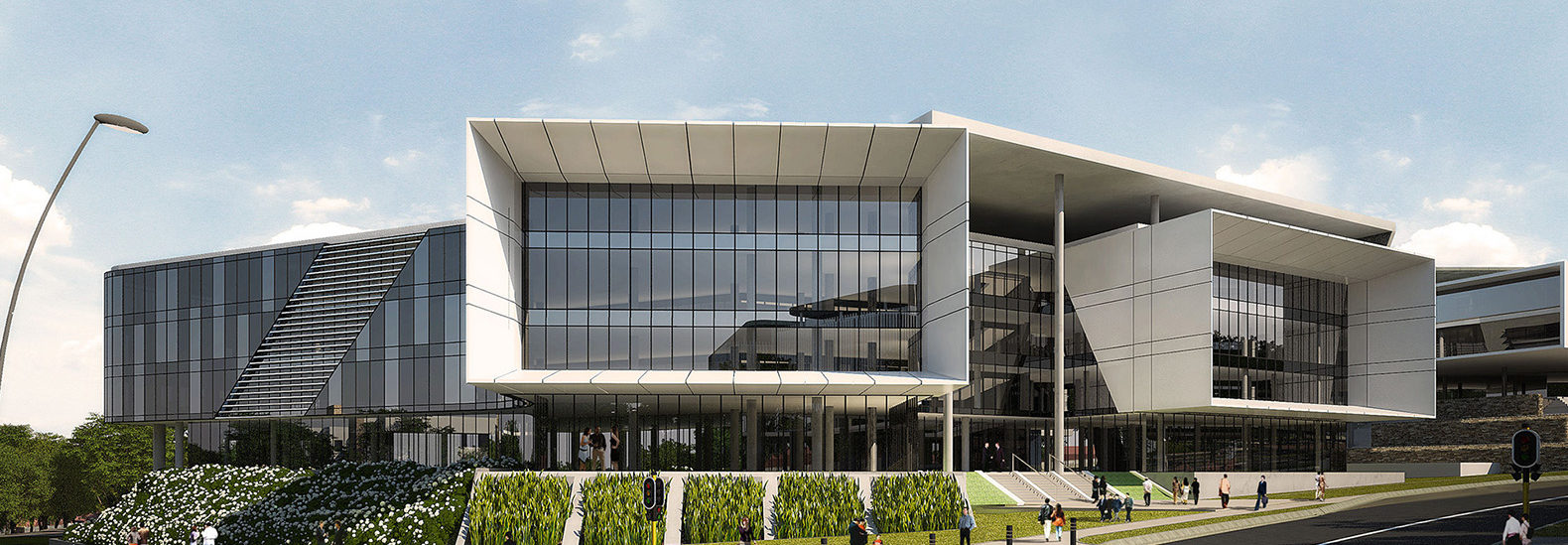 Star shaped schneider electric office building in south africa star shaped schneider electric building in south africa aims for leed gold certification 1betcityfo Gallery