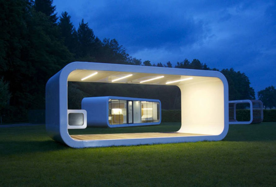 The Self Contained Mobile Prefab Coodo Lets You Live