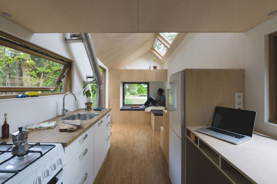 Tiny House Walden Studio 2 How to get