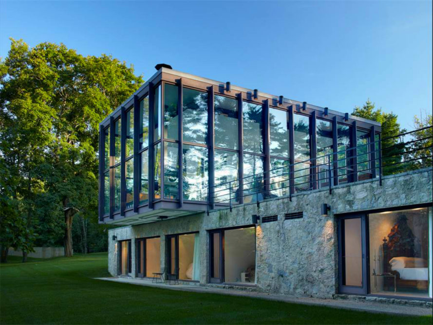 Philip Johnsons Wiley House Hits The Market For 12