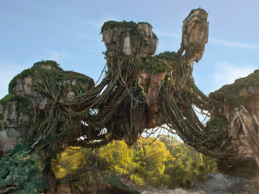 Disney, Disney Parks, Avatar, Pandora: The World of Avatar, Star Wars, Disneyland, Walt Disney Resorts