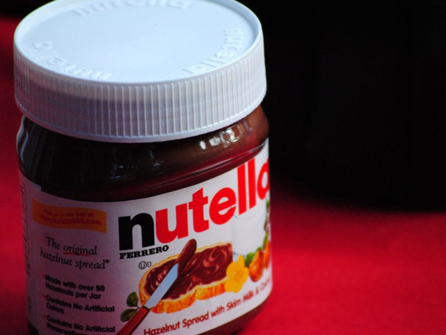 Nutella, squirrels, Prince Charles, U.K., United Kingdom, Great Britain