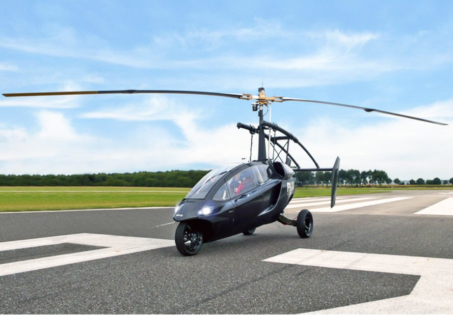 design, innovation, flying cars, PAL-V, gyroplane, liberty, first commercially available flying car, pal-v liberty flying car, liberty sport, liberty pioneer, first flying car, flying car