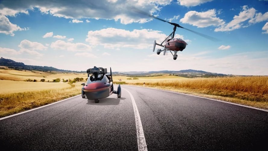 design, innovation, flying cars, PAL-V, gyroplane, liberty, first commercially available flying car, pal-v liberty flying car, liberty sport, liberty pioneer, first flying car